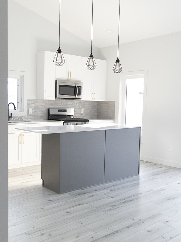 secondary suite kitchen