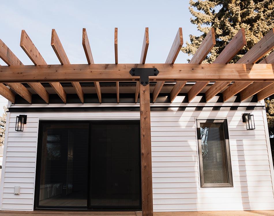 Garden Suite Porch