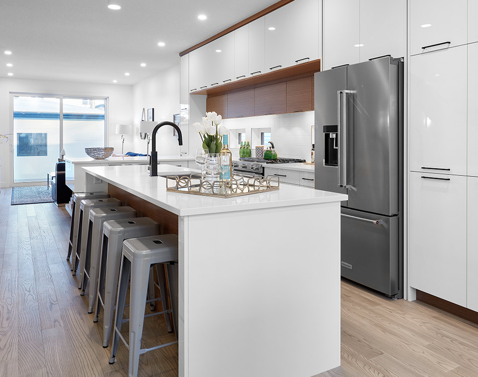 Custom Infill Home Kitchen