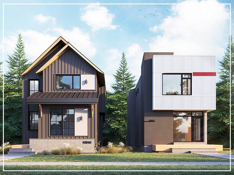 Timber Haus Custom Home Designs